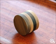 木製の磁石・マグネット、北欧風デザイン