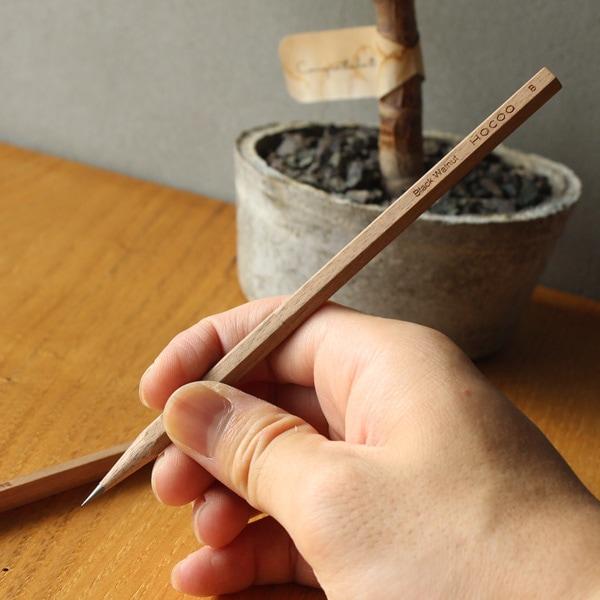 ペンケースやペン立てにそっと忍ばせておきたい、文房具好きにおススメの鉛筆