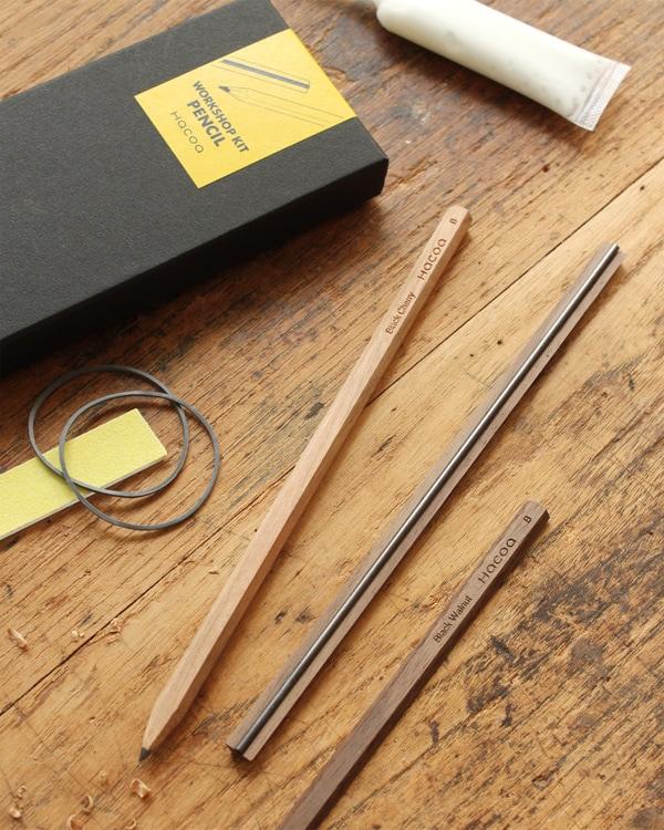 無垢の鉛筆 手作りキット「WORKSHOP KIT PENCIL」