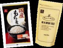 大麦(もち麦・うるち麦)イメージ画像