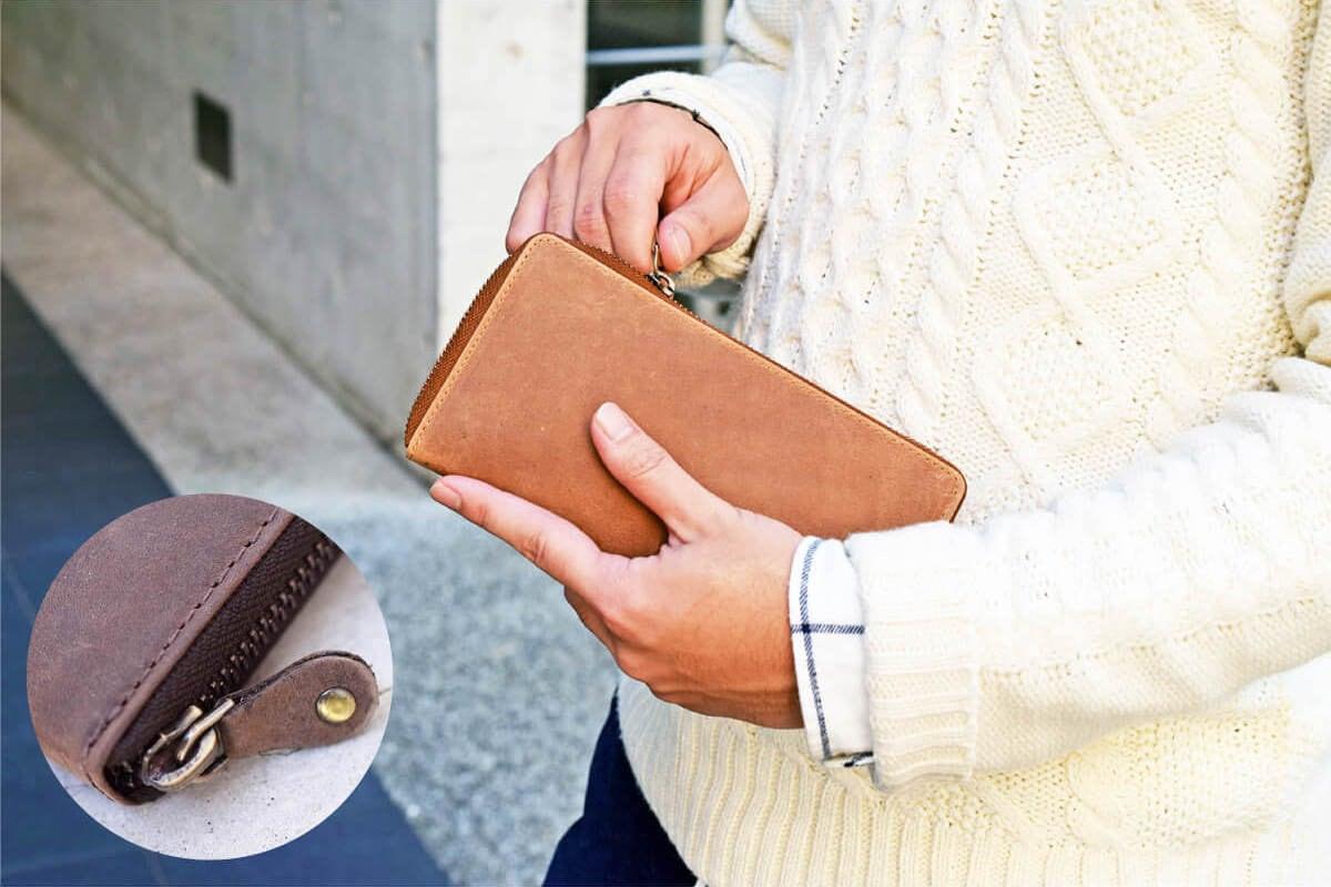 ハレルヤ アレンジペア財布