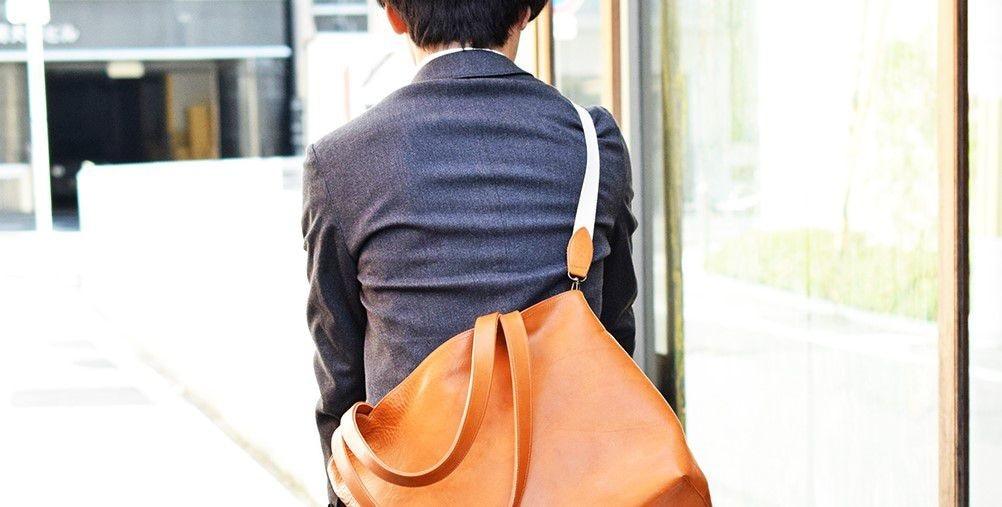 栃木レザー ショルダーバッグ 肩紐