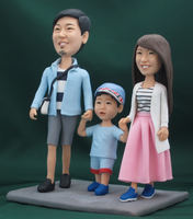 東京都K様人形