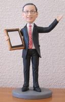 愛知県S様人形