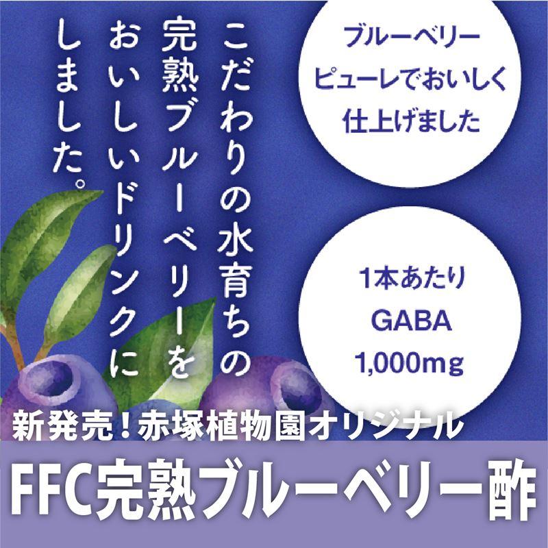 FFC完熟ブルーベリー酢