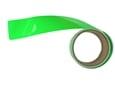 反射じゃなく蛍光テープ 幅50mm×長さ3M グリーン色
