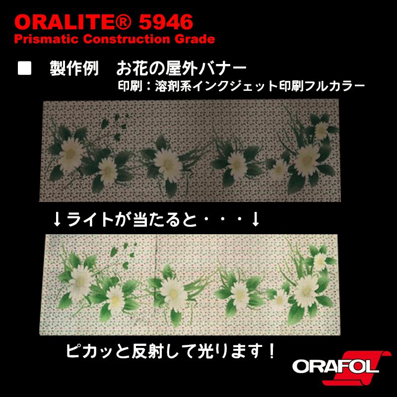 オラライト5946反射ターポリン 製作例