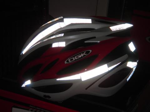 ヘルメットへ貼付け AP1000