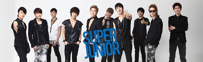 SUPER JUNIORグッズ
