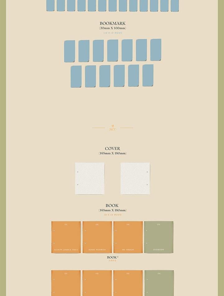 seventeen 7th mini album