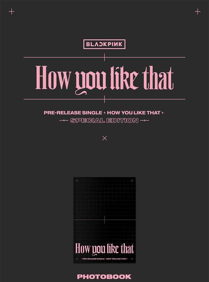 blackpink How You Like That