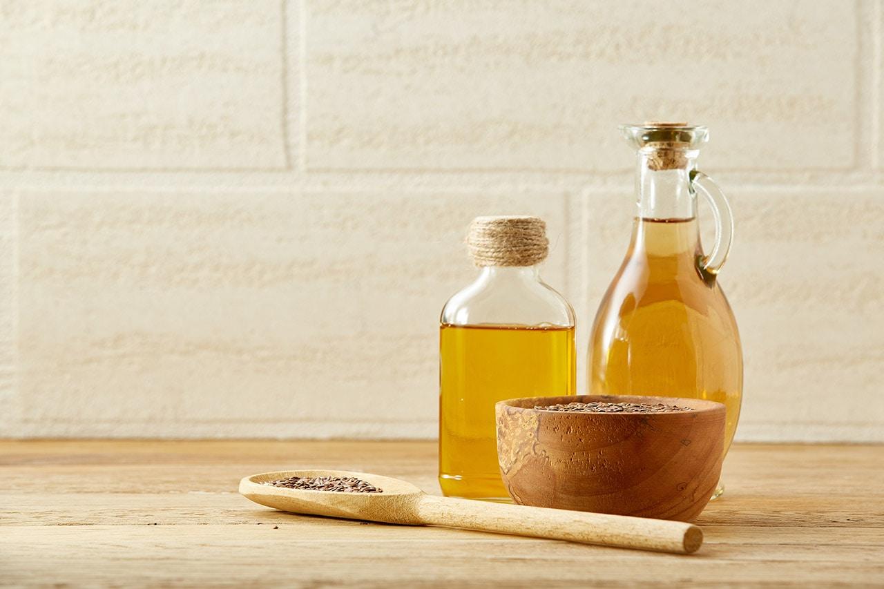 オメガ3系脂肪酸を含む代表として注目されている亜麻仁油