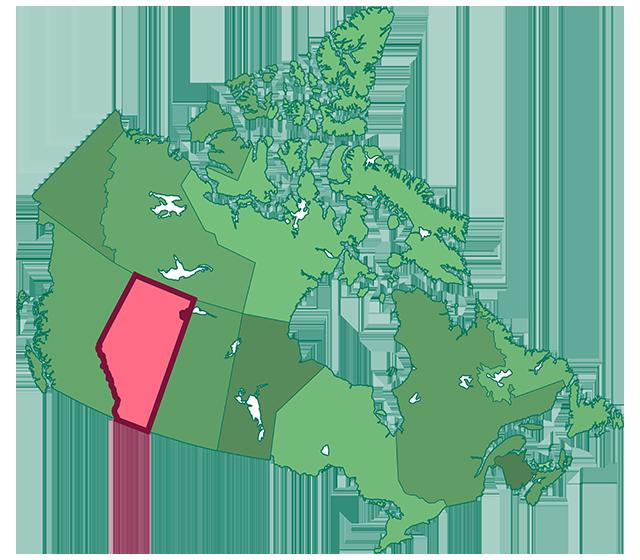 亜麻仁にとって一番αリノレン酸含有が高くなる地域である北半球の北緯50~60°で栽培