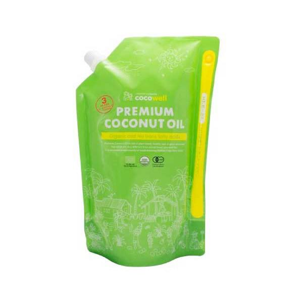プレミアムココナッツオイル1,840g