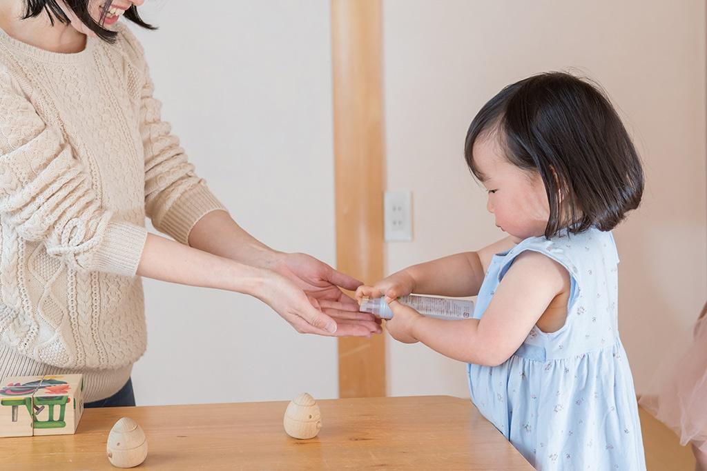「手指キレイナチュラ」が、赤ちゃんや子供におすすめできる5つの特徴
