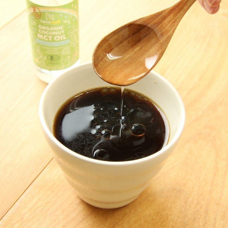 醤油とオイル