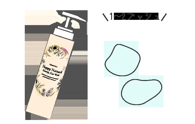 オーガニック洗顔料 Creamy Face Wash