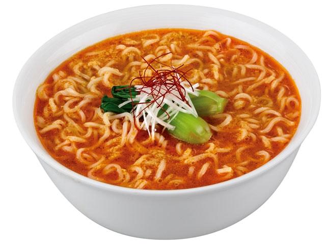 豆乳ピリ辛麺