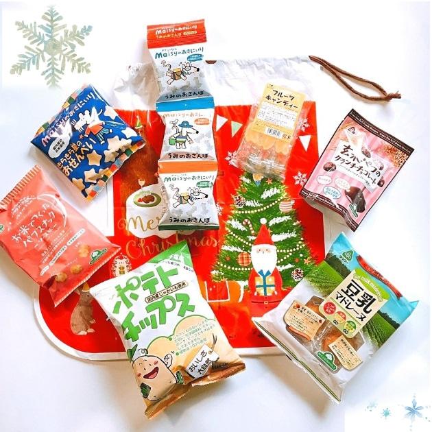 2018クリスマスお菓子