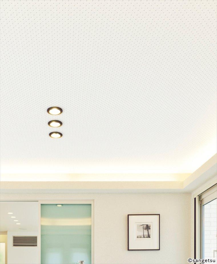 サンゲツ、リフォームセレクション77-2045を貼った部屋