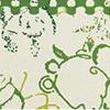 ルノン ディズニープレミアムコレクション トリムシール フレッシュプレミアム(2016-2019)  シール付きトリム(ボーダー壁紙)   RPS-1402