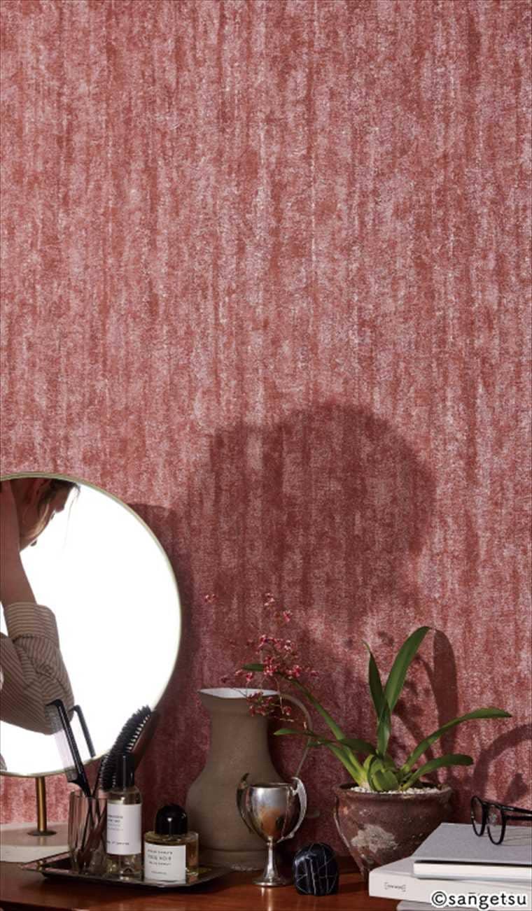 サンゲツリザーブRE51023の施工イメージ