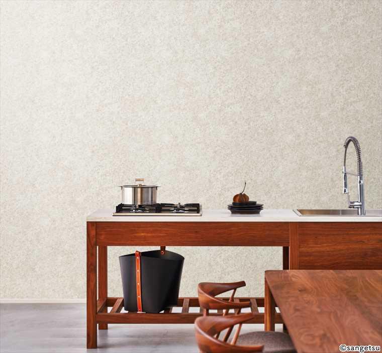 サンゲツリザーブRE51052の施工イメージ