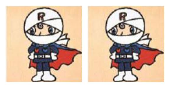 東リ ロールパンナちゃん パネルカーペットタイルカーペット 2枚1