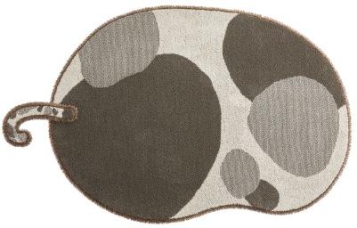 スミノエラグ、#10ブラック 130×185cm
