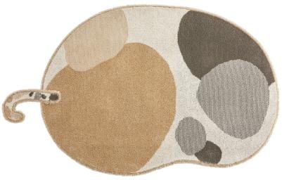スミノエラグ、#8ブラウン 130×185cm