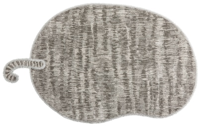 スミノエラグ、#9グレー 130×185cm