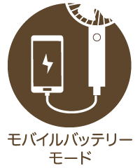 USBケーブル付属