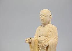 こころの仏像彫刻「上級編」地蔵菩薩立像