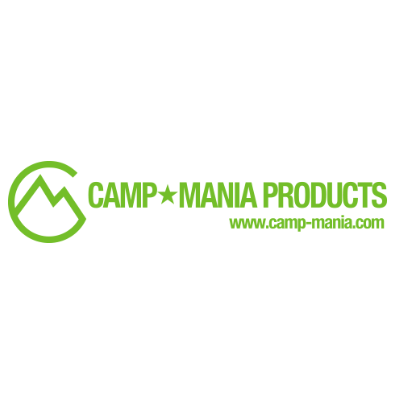 CAMP MANIA PRODUCTS LOGO