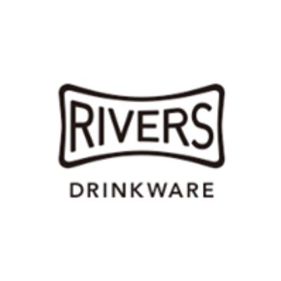 RIVERS DRINKWARE LOGO