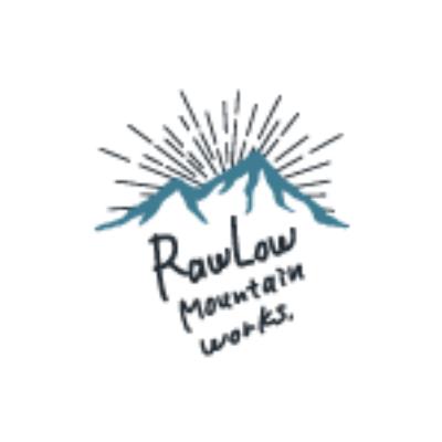 Raw Low Mountain works LOGO