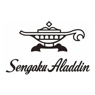 Sengoku Aladdin LOGO