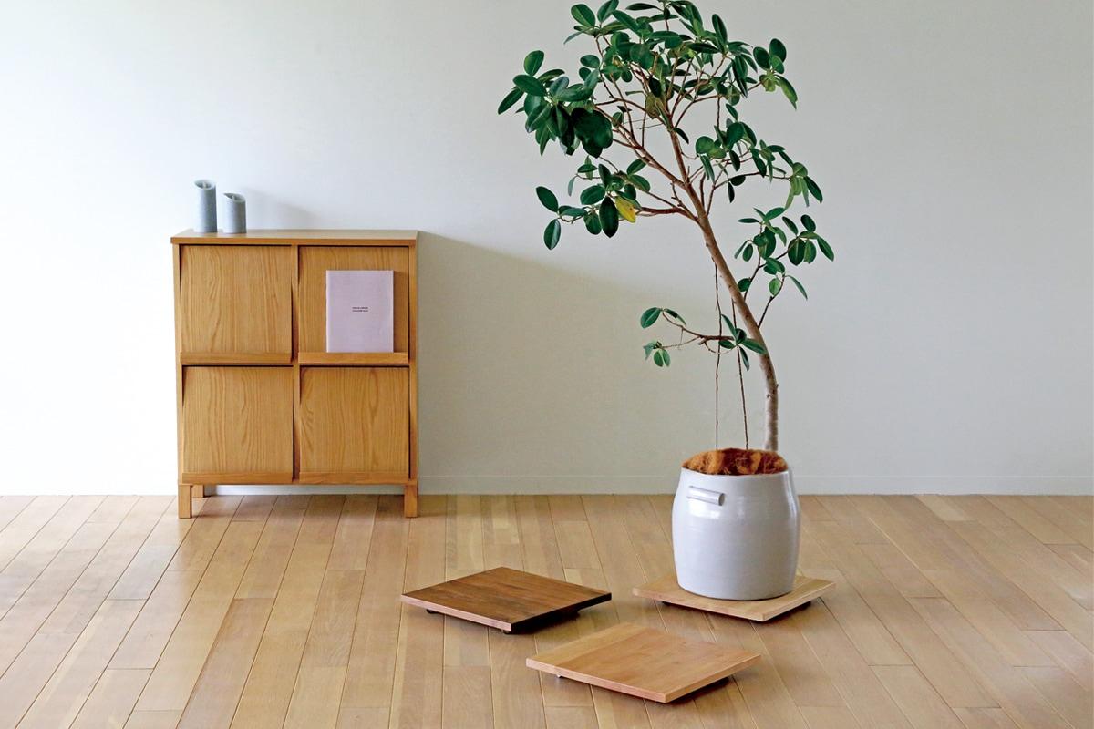 Planterbase double