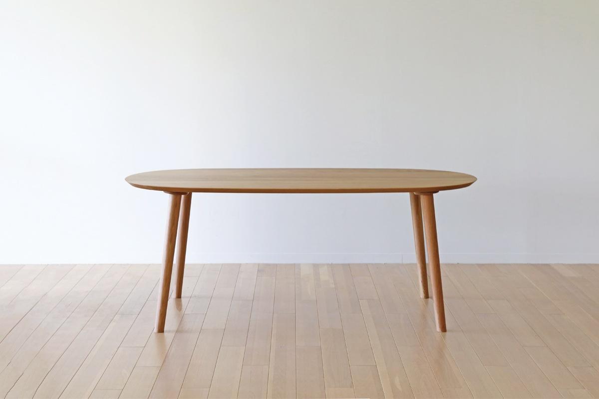 ウォルナットダイニングテーブル