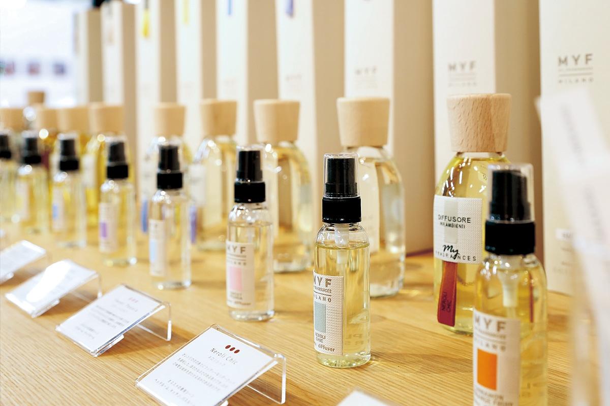my fragrances
