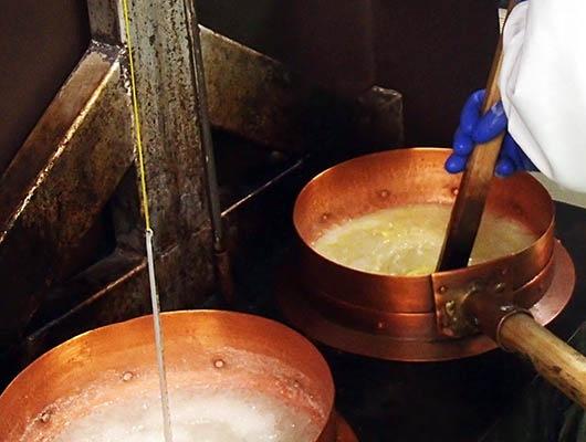 バター飴製造工程その1