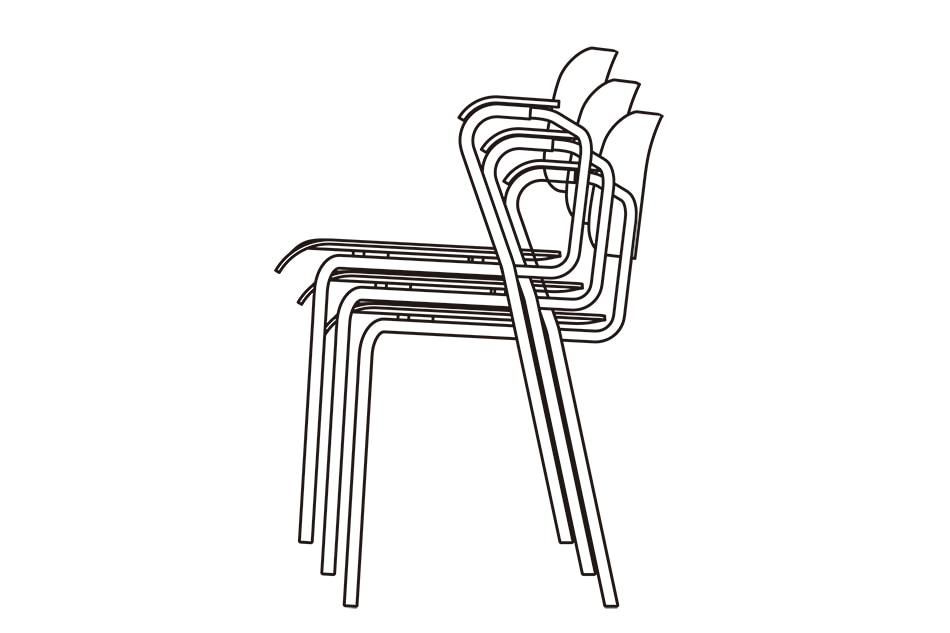 Lukki Chair/Artek(ルッキ チェア/アルテック)