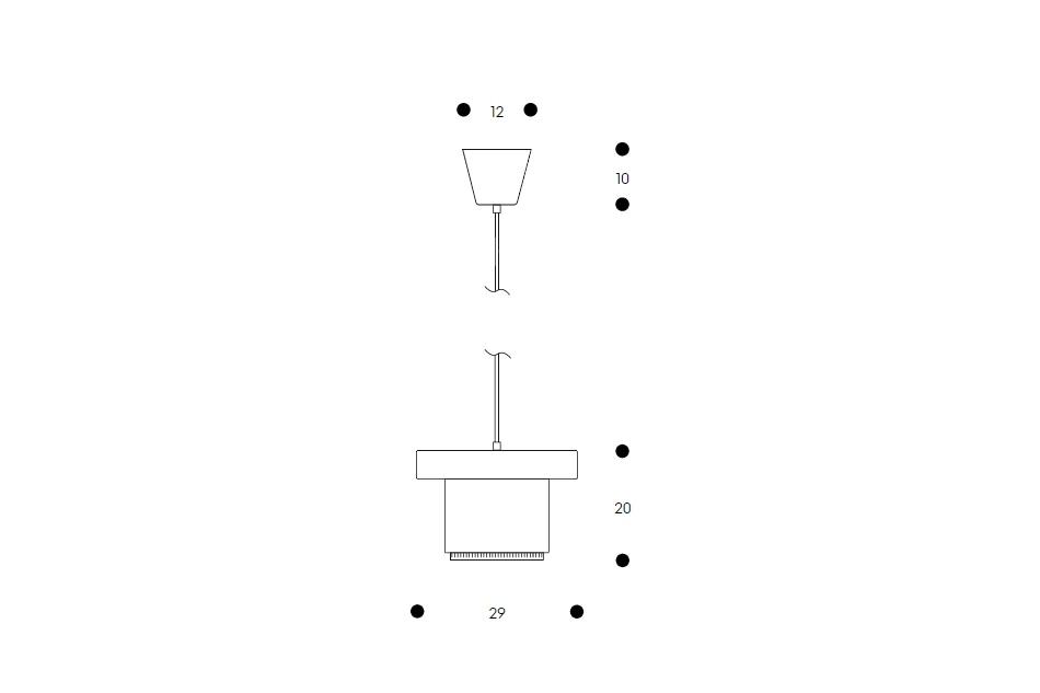 A201 Pendant Lamp / Artek(A201 ペンダントランプ/アルテック)