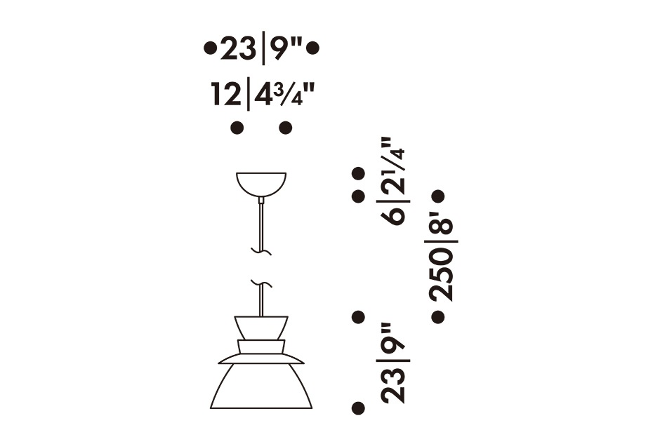 U336 Pendant Lamp.Artek(ペンダントランプ/アルテック)