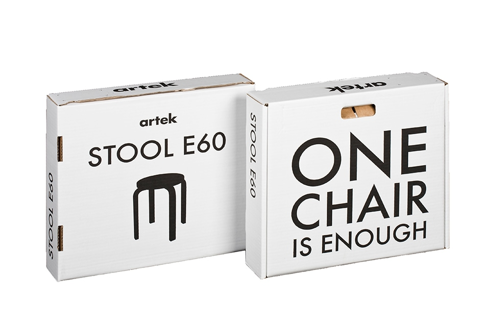 STOOL E60/Artek(スツール E60/アルテック)