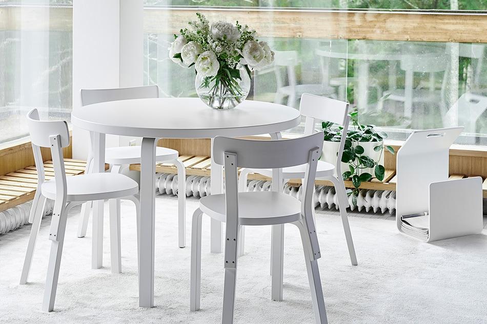 90A TABLE/Artek(90A テーブル/アルテック)