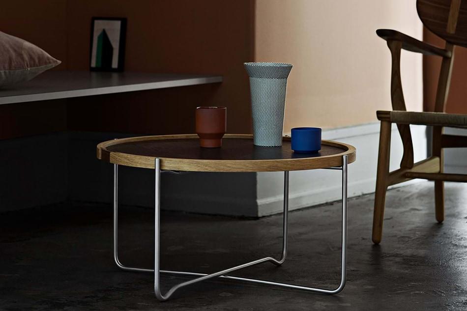 CH417 TRAY TABLE/Carl Hansen & Son(CH417 トレイテーブル/カールハンセン&サン)