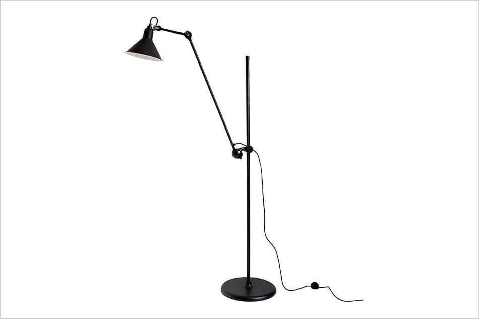 ë ³ルビュジエをも魅了したテーブルランプ Lampe Gras Lampadaire No 215