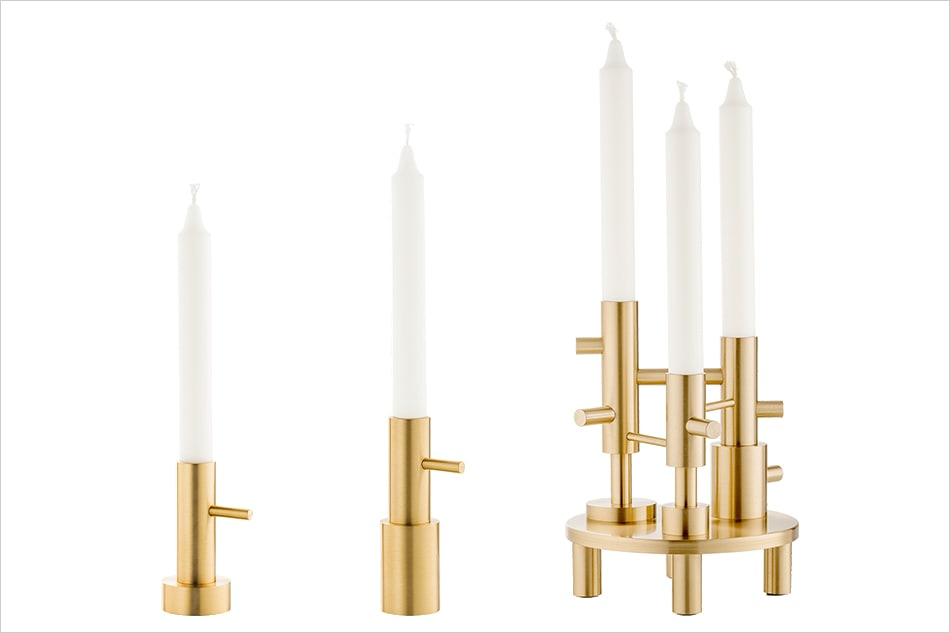 Candle Holder/FRITZ HANSEN(キャンドルホルダー/フリッツハンセン)