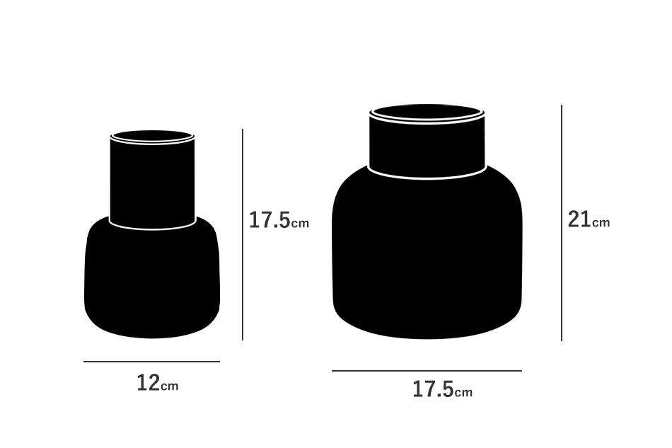 Vase CECILIE MANZ/FRITZ HANSEN(ベース セシリエ・マンツ/フリッツ・ハンセン)